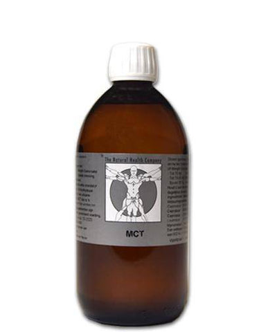 The Natural Health Company MCT olie