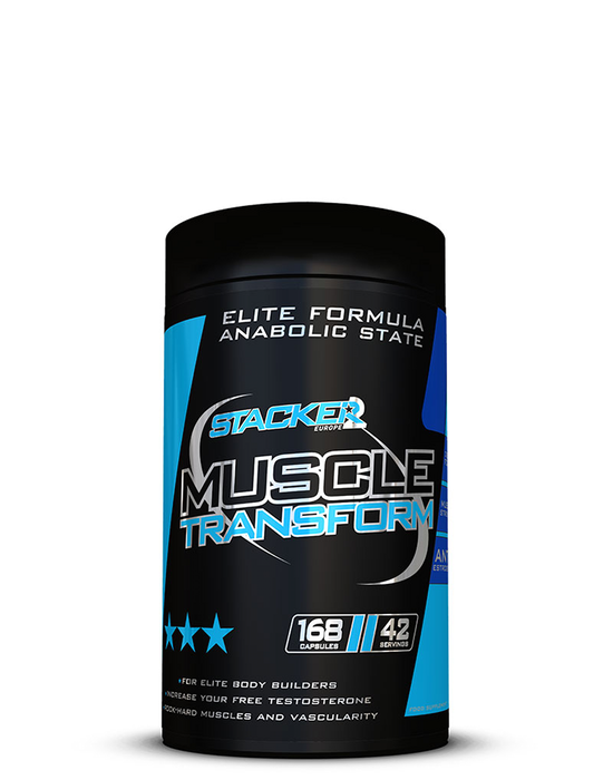 Stacker Muscle Transform 168 caps