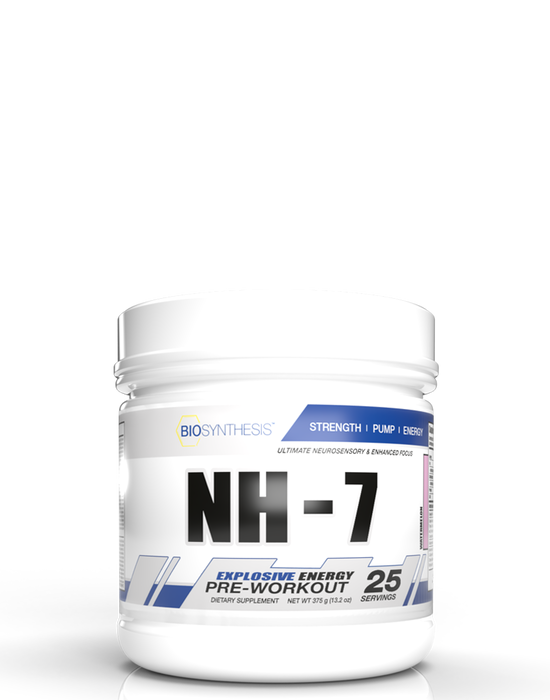 Bio Synthesis NH-7 Pre-workout 25 servings