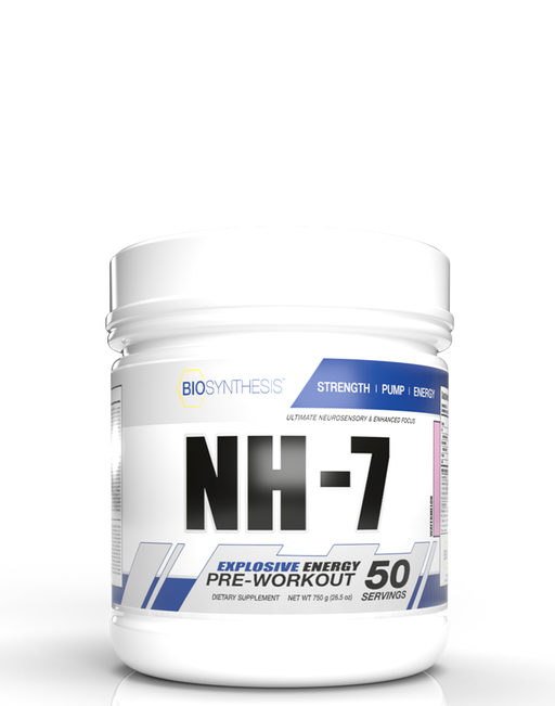 Bio Synthesis NH-7 Pre-workout 50 Servings