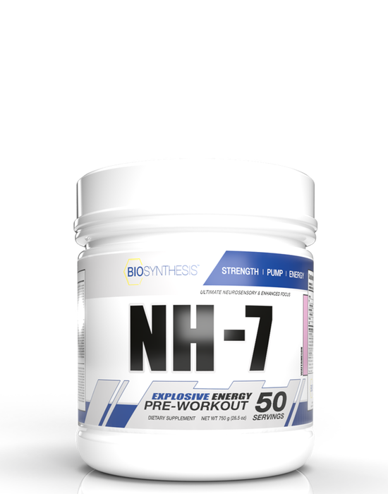 Biosynthese NH-7 Pre-Workout 50 Portionen
