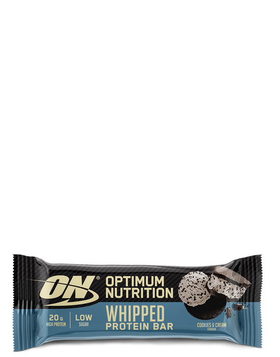 ON Whipped Protein Bar Cookies & Cream