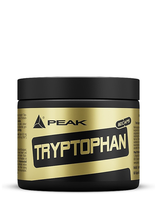 Peak Tryptofaan 60 caps