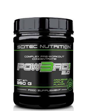Image of Pow3rd Pre-workout