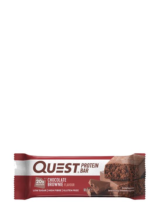 Quest Bar Chocolate Brownie Protein Bar