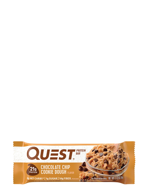 Quest Bar Chocolate Chip Cookie Dough
