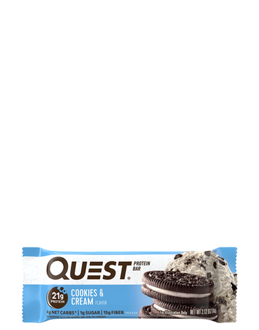 Quest Bar Cookies & Cream