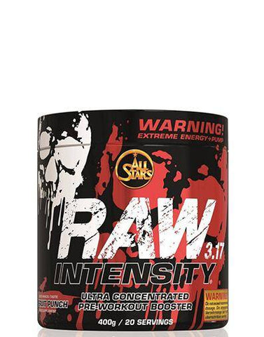 RAW Intesity