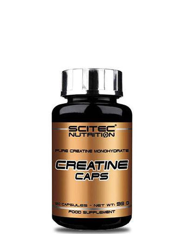 Image of Creatine capsules