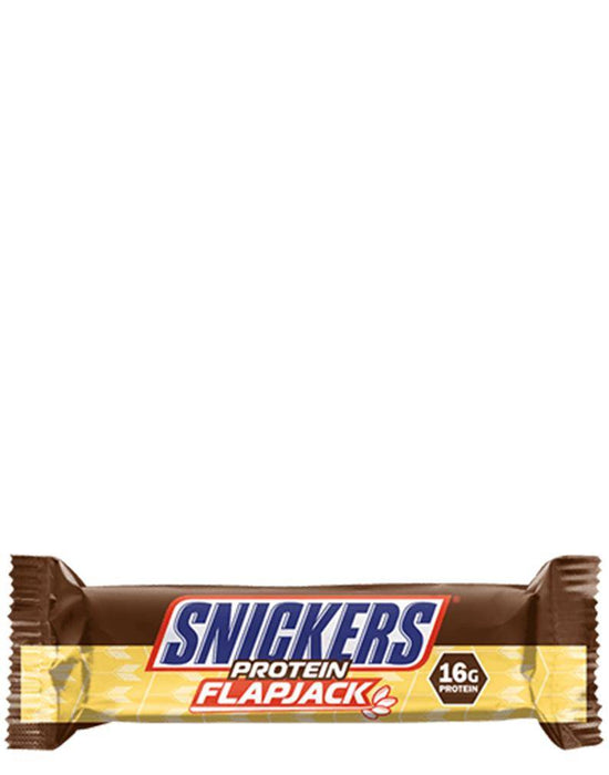 Snickers protein Flapjack