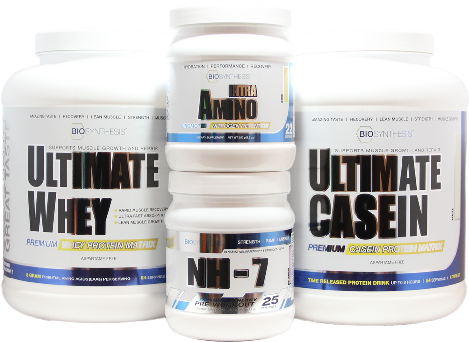 Ultimate Lean Stack