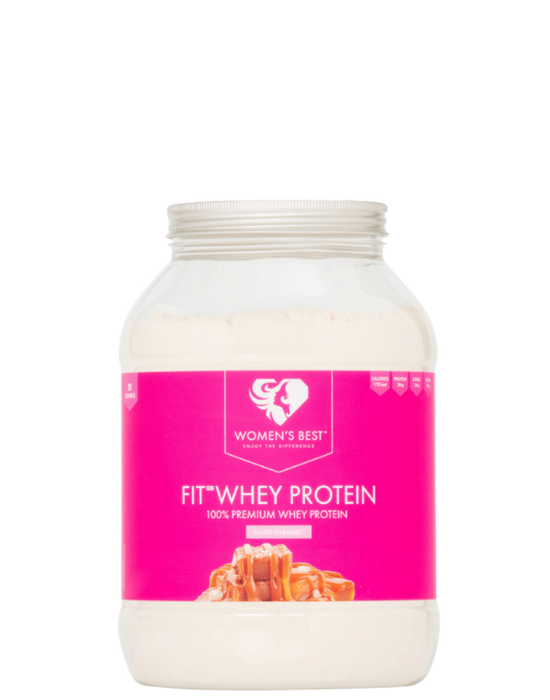 Women's Best Fit Whey Protein Salted Caramel