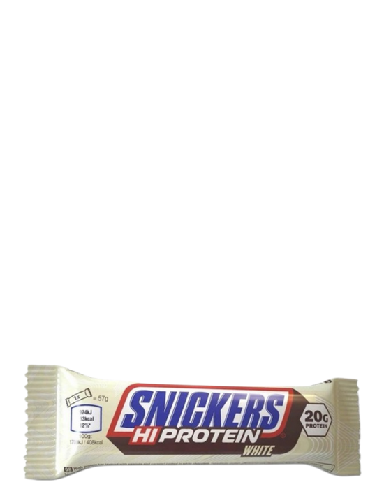 Snickers hi protein White