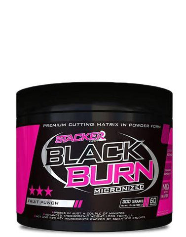 Image of Black Burn Micronized