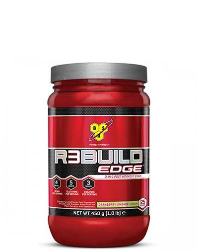 R3build Edge 3-in-1 Post Workout Stack