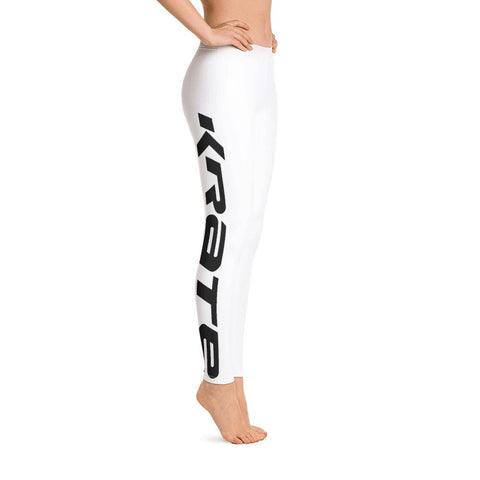 Krate Legging wit
