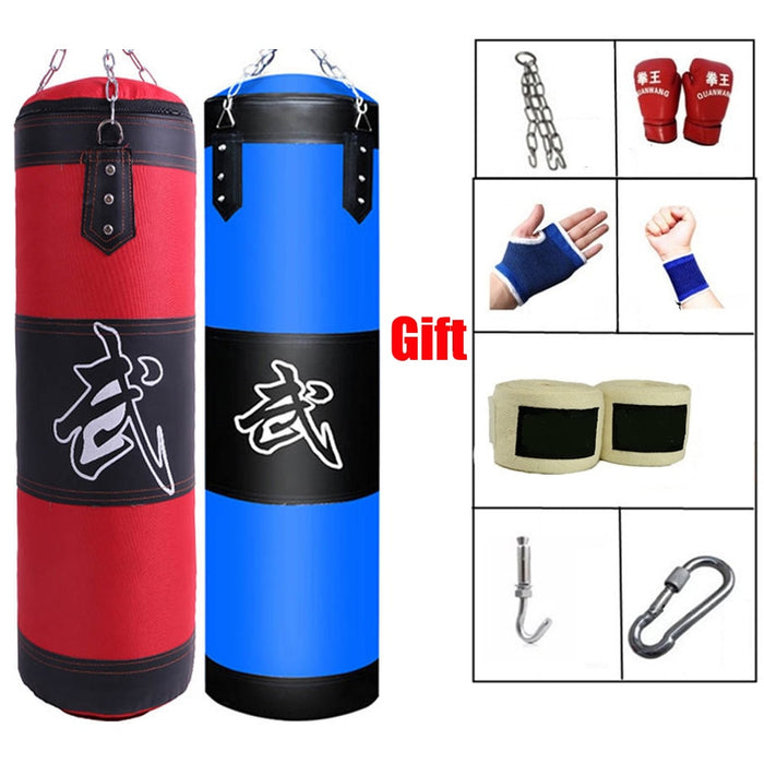 Punch bag for boxing