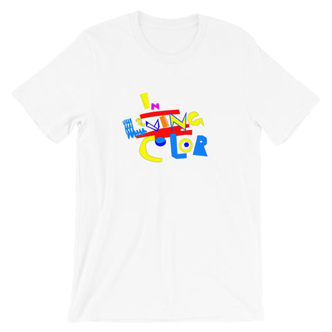 In Living Color  t-shirt - Hype Gear