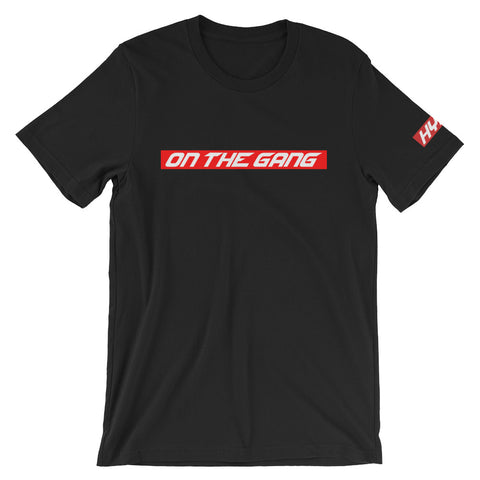 On the Gang T-Shirt - Hype Gear