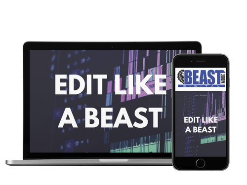 Edit Like A Beast Worksheet