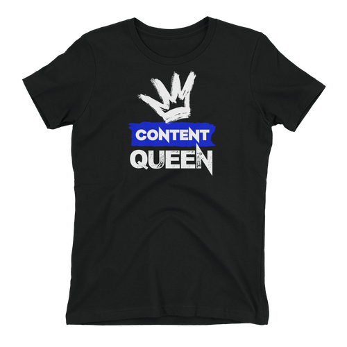 Conten Queen Ladies' Tee