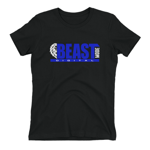 Beastmode Digital  Ladies' Tee