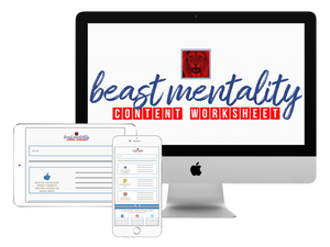 Beast Mentality Content Worksheet