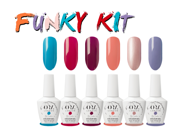 Funky Collection Kit - Oct 2020