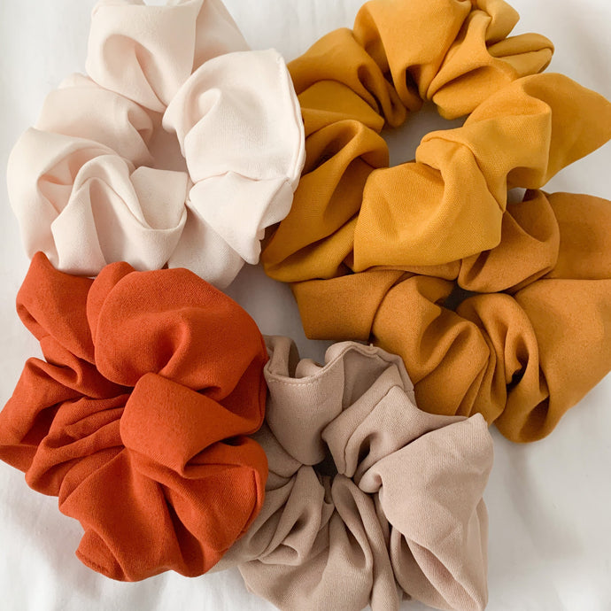 Dawn Scrunchies - Namaste Jewelry Canada