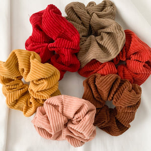 Golden Hour Scrunchies - Namaste Jewelry Canada