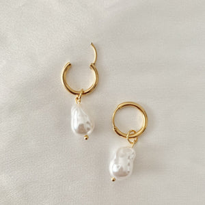 Nuria Earrings- Mini - Namaste Jewelry Canada