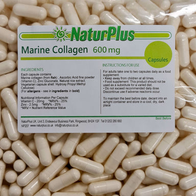 Marine Collagen 600mg