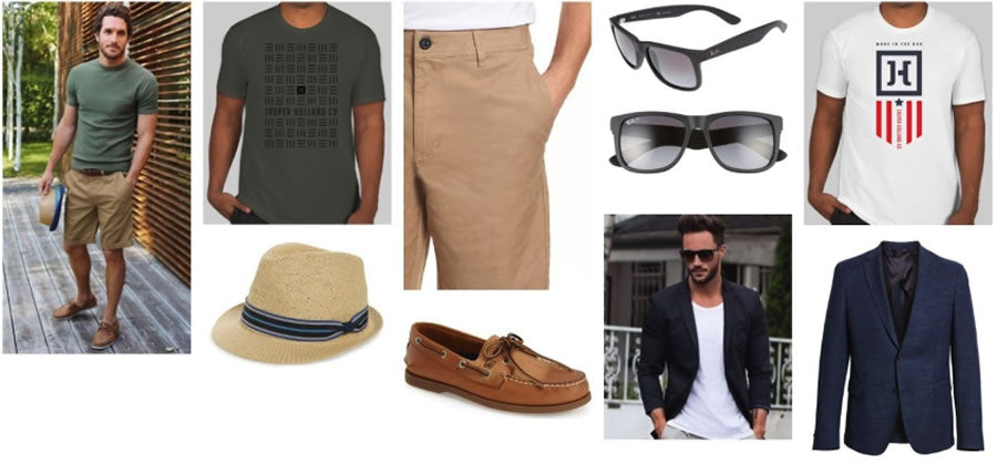 Casual first date outfits for men - Jasper Holland