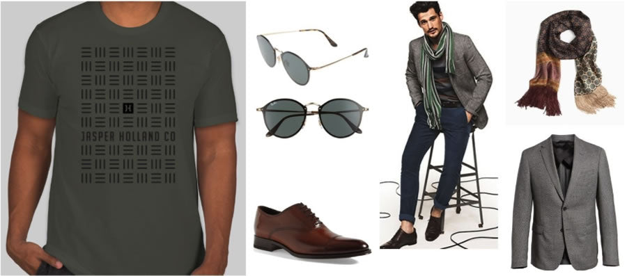 Guys date night outfit ideas - Jasper Holland Co