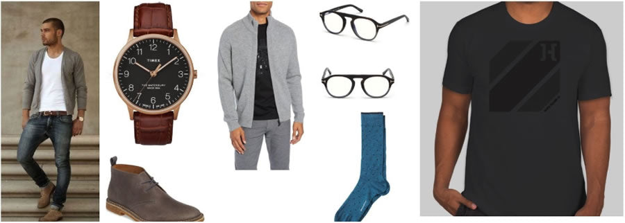 What to wear for date night guys - Jasper Holland