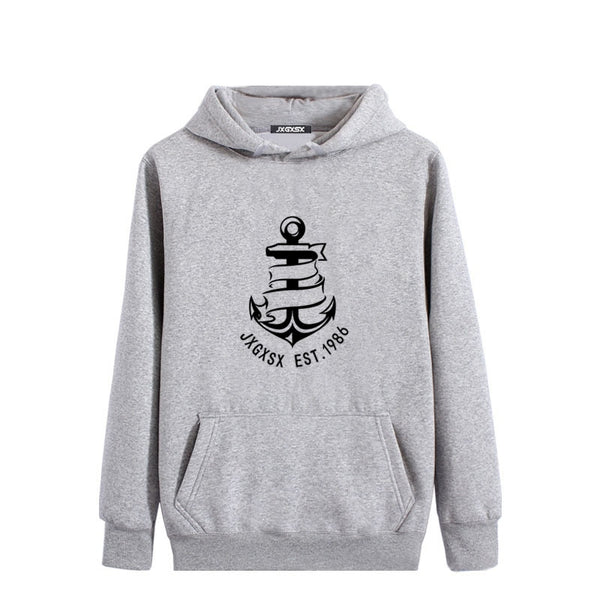 Autumn Winter Seaman Sweatshirt