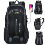 Waterproof USB Charging Backpack Seaman Seawoman  Bag 40L Large Capacity Bag  Casual Backpacks Travel Backpacks