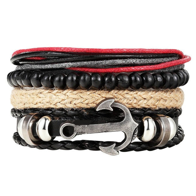 Leather Bracelets & bangles for Seaman and Seawoman