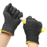 Safety Cut Stab Proof Resistant Protective Mesh Butcher Gloves