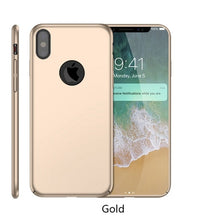 Load image into Gallery viewer, Iphone X UTOPER luxury case