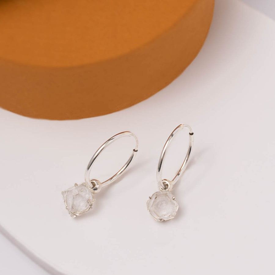 Mini Billy earrings Kit - Silver