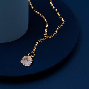 Luna necklace Kit - Gold plated