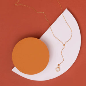 Emma necklace Kit - Gold