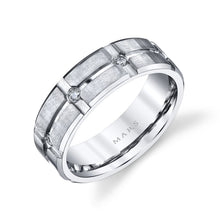 Load image into Gallery viewer, Modern Muse G108, Men's Wedding Band,  - [Wachler]