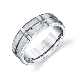 Modern Muse G108, Men's Wedding Band,  - [Wachler]