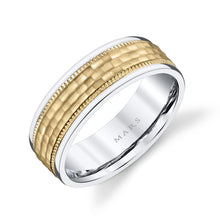 Load image into Gallery viewer, Golden Blossoms G132, Men's Wedding Band,  - [Wachler]
