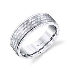 Golden Blossoms G137, Men's Wedding Band,  - [Wachler]