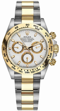 Cosmograph Daytona White Dial Men's Watch 116503