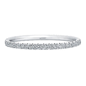 Stackable Diamond Bangle, Bracelet,  - [Wachler]