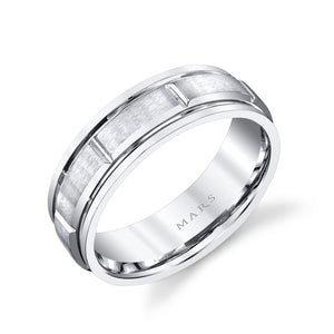 Infinite Allure G130, Men's Wedding Band,  - [Wachler]